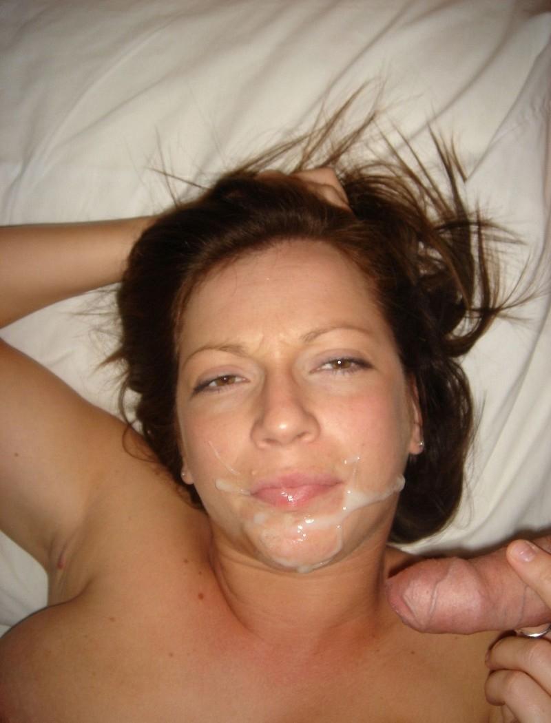 много фото голых русских жен минет сперма на лице гадость
